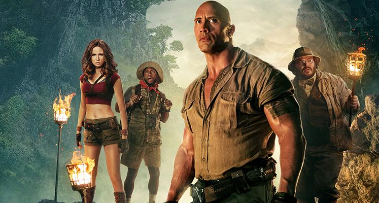 Jumanji: Przygoda w dżungli z Dolby Vision i polską wersją na 4K UHD!