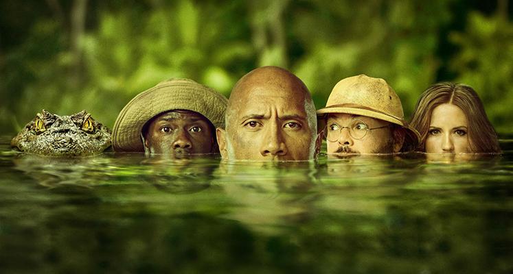 Jumanji: Przygoda w dżungli – recenzja filmu i wydania Blu-ray [2D, opakowanie elite]