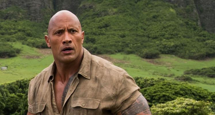 """Dwayne """"The Rock"""" Johnson stworzy nowy film przygodowy dla Netflixa"""