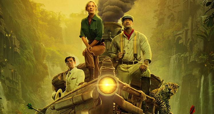 """Emily Blunt i Dwayne Johnson w pierwszym zwiastunie """"Jungle Cruise""""!"""