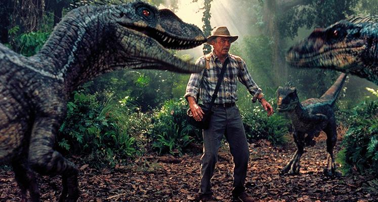 Jurassic Park II i Jurassic Park III w 4K za 34 zł i inne