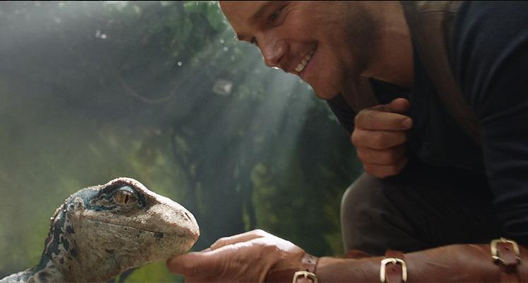 Jurassic World: Upadłe królestwo - nowa zapowiedź zwiastuna