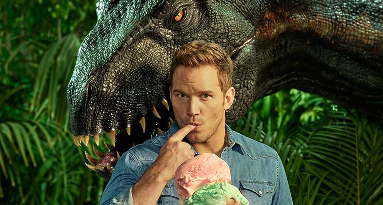 Jurassic World 2 - nowy spot i kolejne wideo zza kulis od Chrisa Pratta