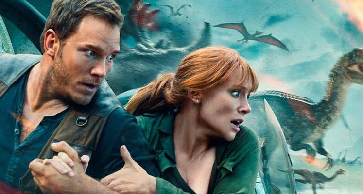 Nowy widowiskowy spot Jurassic World: Upadłe królestwo
