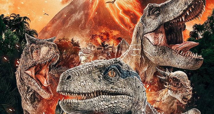 Jurassic World: Upadłe królestwo - wystartował pre-order na wydania Blu-ray i 4K UHD