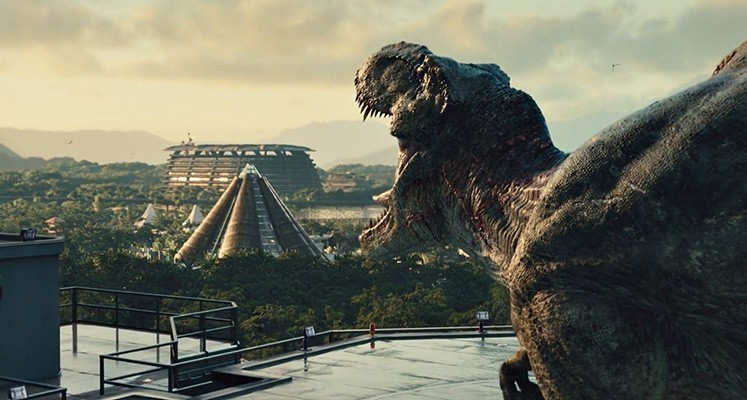Jurassic World: Upadłe królestwo - T-Rex na nowym plakacie!