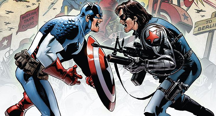 """""""Kapitan Ameryka"""" tom 1: """"Zimowy Żołnierz"""" – recenzja komiksu"""