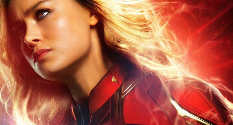Kapitan Marvel - nowy spot, czas trwania i Brie Larosn w nowej sesji zdjęciowej