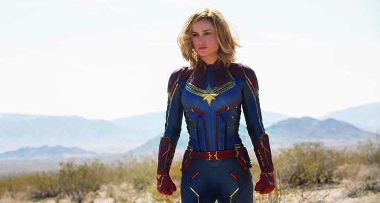 """""""Kapitan Marvel"""" na Blu-ray i DVD – przegląd ofert i specyfikacja"""