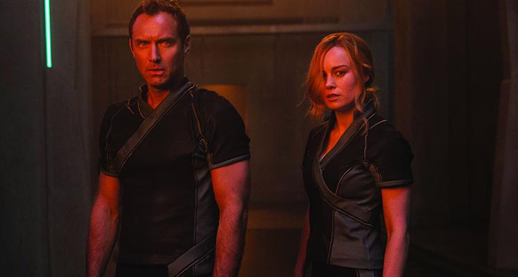"""""""Kapitan Marvel"""" – recenzja filmu i wydania Blu-ray [2D, opakowanie plastikowe]"""