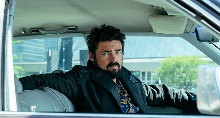 """""""The Boys"""" – Karl Urban dołącza do zakrwawionej obsady na zdjęciach z drugiego sezonu"""