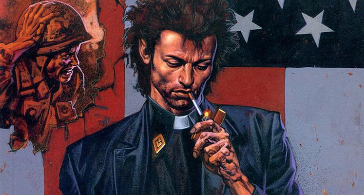 Kaznodzieja tom 3 - recenzja komiksu