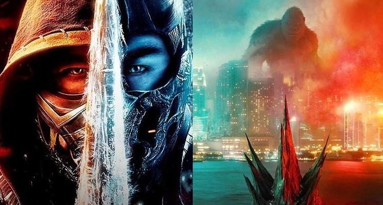 """Kiedy filmy """"Mortal Kombat"""" i """"Godzilla kontra Kong"""" trafią do polskich kin? Znamy kalendarz Warnera"""