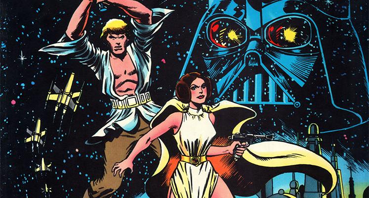 Kolekcja Komiksy Star Wars#7 i 8: Klasyczne Opowieści t. 7 i 8 - prezentacja komiksów