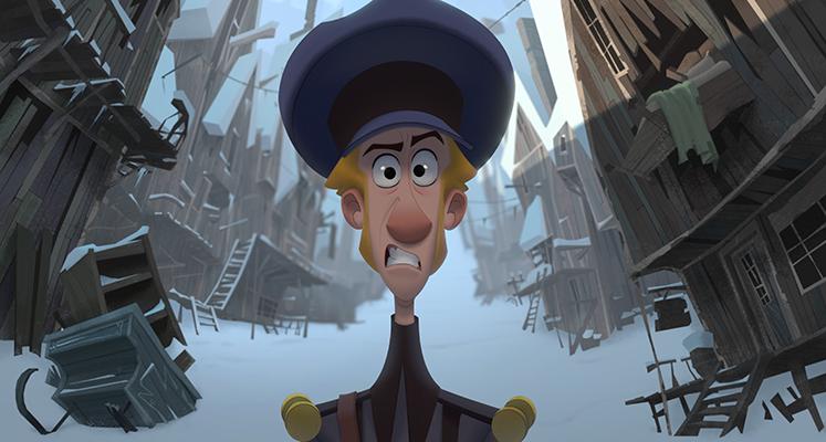 """""""Klaus"""" – pierwszy zwiastun nowej animacji Netfliksa"""