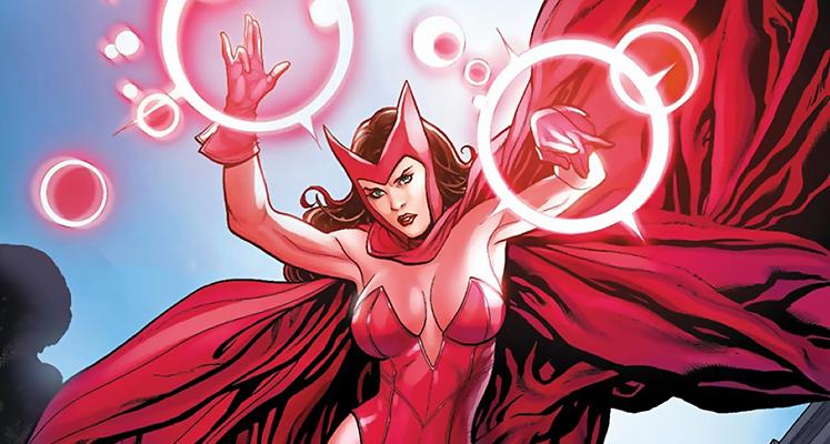 Superbohaterowie Marvela#26: Scarlet Witch - prezentacja komiksu