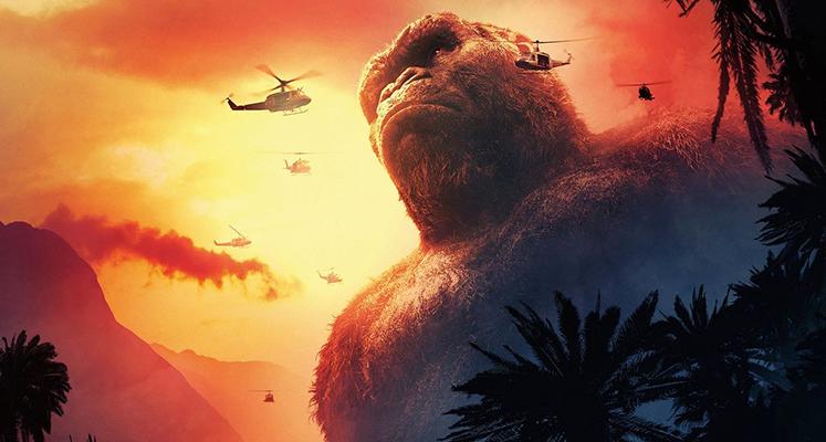 Kong: Wyspa Czaszki - recenzja Blu-ray [3D+2D, opakowanie plastikowe]