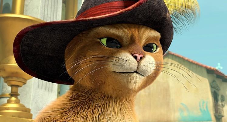 Kot w butach: Uwięziony w baśni - recenzja interaktywnej animacji