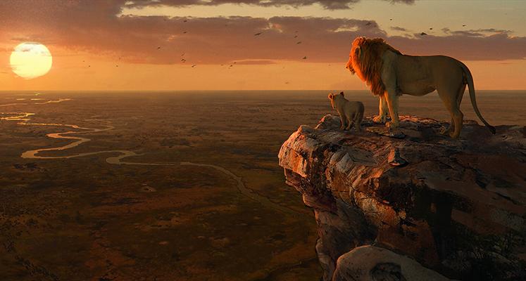 """""""Król Lew"""" – galeria grafik koncepcyjnych pokazuje nowe ujęcia i sceny"""
