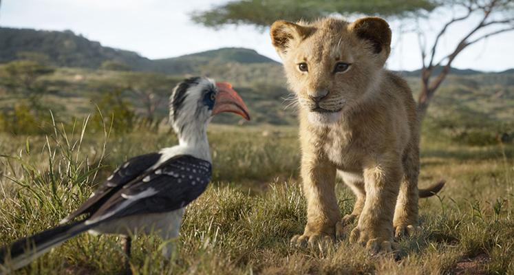 """""""Król Lew"""" podbija już chińskie kina. Znamy wyniki z piątku"""