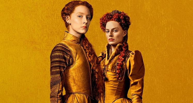 Maria, królowa Szkotów - kłótnia kuzynek w nowym zwiastunie produkcji