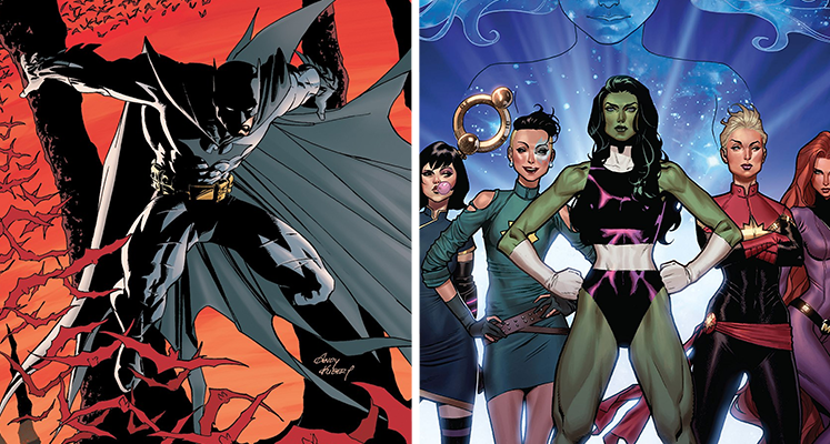 Komiksowa środa: Batman, A-Force, Conan i Transformers