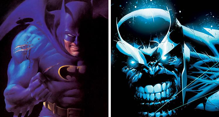 Komiksowa środa: Batman i Nieskończoność
