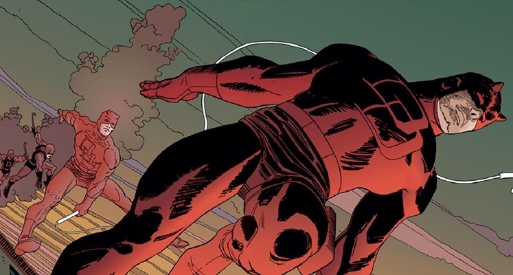 Komiksowa środa: Daredevil
