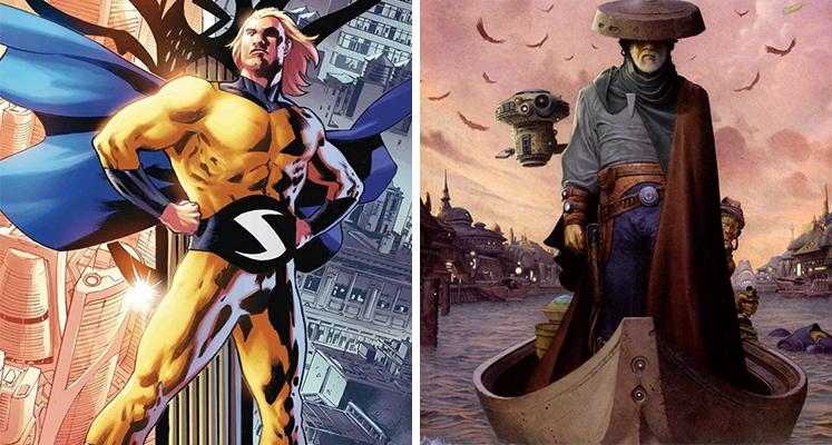 Komiksowa środa: Sentry i Mroczne czasy 3