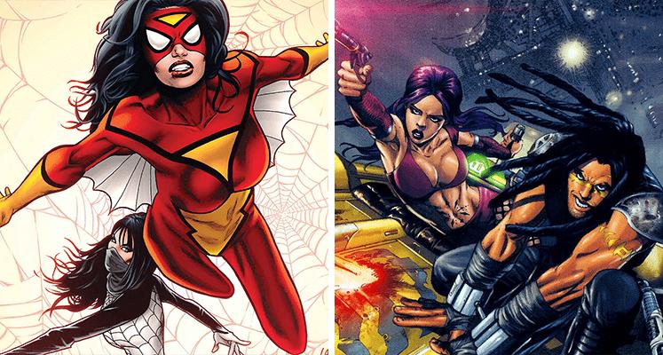 Komiksowa środa: Spider-Woman i Wojny klonów