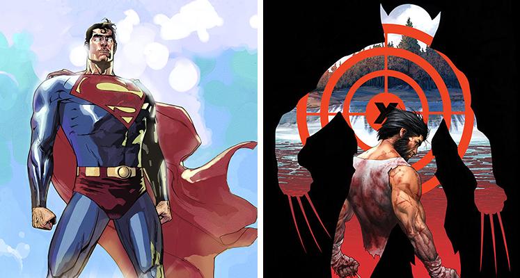 Komiksowa środa: Superman, Śmierć Wolverine'a i Conan