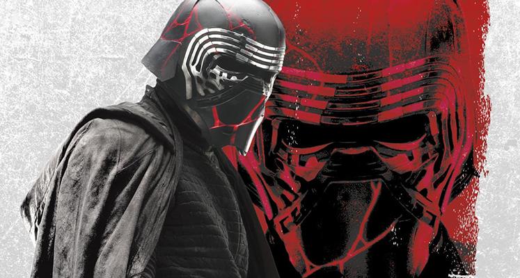 """Kylo Ren na nowym zdjęciu z filmu """"Skywalker. Odrodzenie"""""""