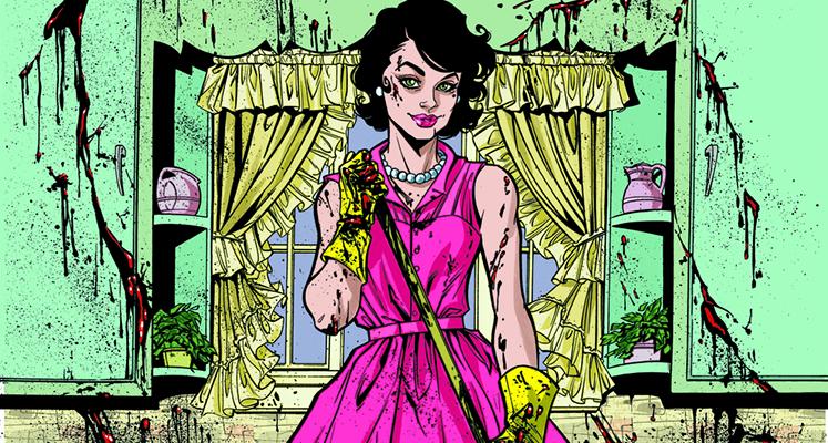 """""""Lady Killer"""" tom 1 – recenzja komiksu"""