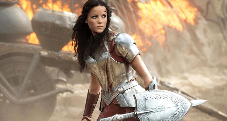 Lady Sif z Thora dostanie swój własny serial? Marvel stawia na Asgard?