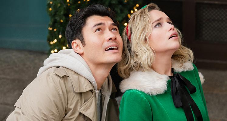 """Emilia Clarke i Henry Golding w nowym zwiastunie komedii romantycznej """"Last Christmas"""""""