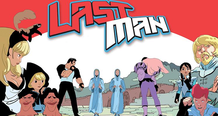 Non Stop Comics zapowiada serię Lastman