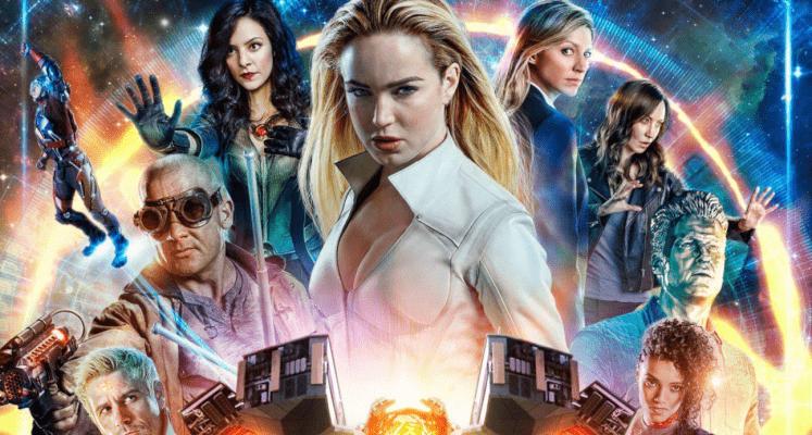 """Legends of Tomorrow"" – plakat i data premiery 5. sezonu"