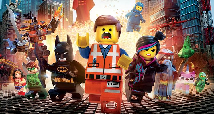 The LEGO Movie w 4K za 19 zł
