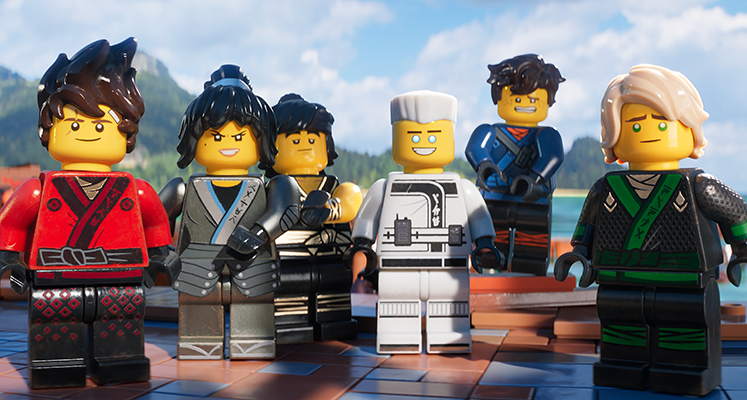 LEGO NINJAGO: Film od 15 lutego na 4K UHD, Blu-ray i DVD