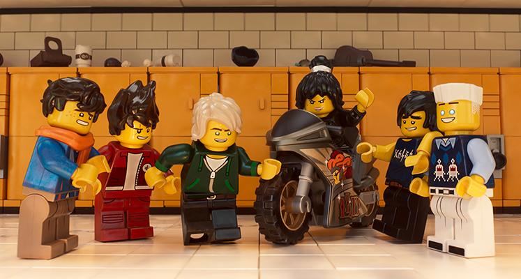 Konkurs - wygraj LEGO NINJAGO: Film na DVD!