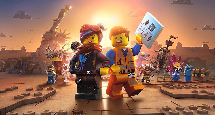 Box Office - Lego Przygoda 2 zawodzi, ale nie w polskich kinach