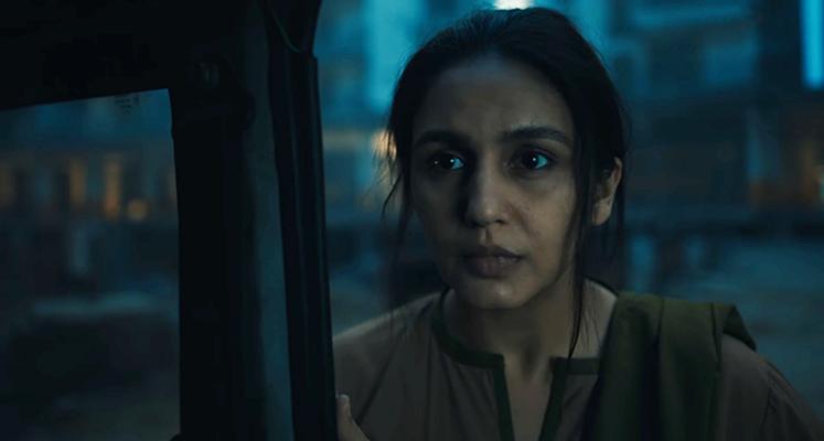 Leila - pierwszy zwiastun dystopicznego dramatu od Netfliksa