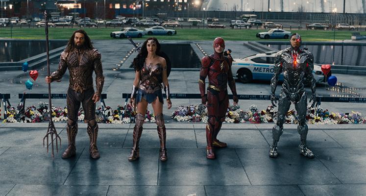 Liga sprawiedliwości - recenzja filmu i wydania Blu-ray [2D, opakowanie elite]