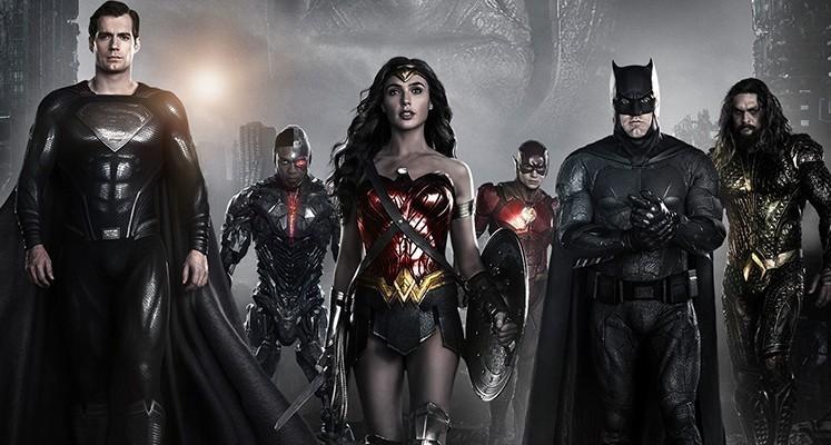 """""""Liga Sprawiedliwości Zacka Snydera"""" wielkim hitem na płytach Blu-ray"""