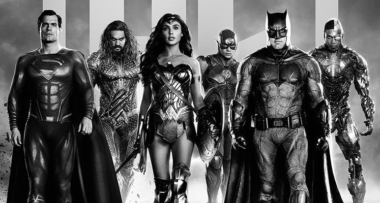 """""""Liga Sprawiedliwości Zacka Snydera"""" w maju na DVD, Blu-ray i 4K UHD"""