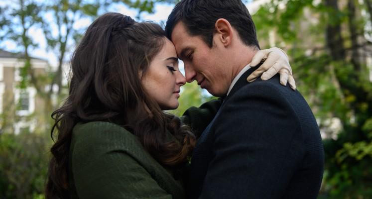 Shailene Woodley i Callum Turner w filmie Ostatni list od kochanka
