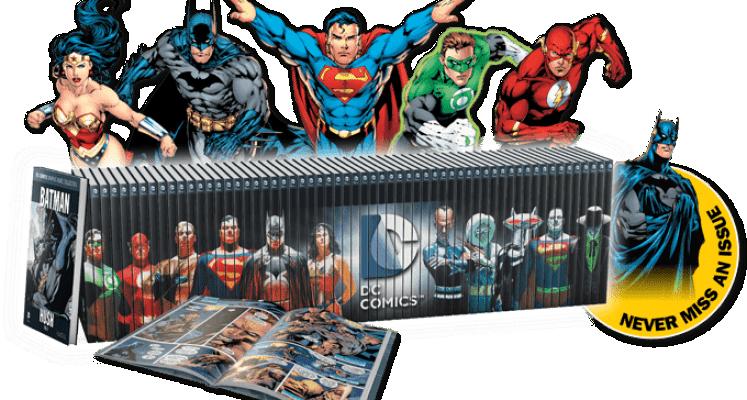 Wielka Kolekcja Komiksów DC Comics oficjalnie przedłużona