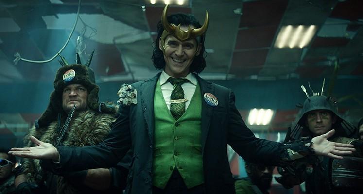 Loki na nowych grafikach promujących serial Marvela