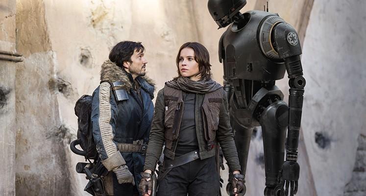 """Alan Tudyk nie powróci jako droid K-2SO w serialu """"Andor"""""""