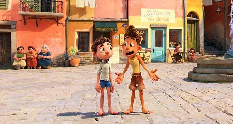"""Zobaczcie fragment nowej animacji """"Luca"""" od Pixara"""